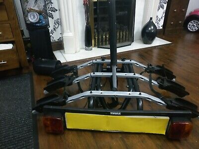Tow Bar Mounted Cycle Bike Carrier 2-3-4 Cycles For Hire • 35£