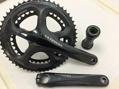Shimano Ultegra SG-X 53-B FC-6700 Chainset And Bottom Bracket - 10 Speed. • 25£
