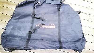 Cycle-Quest Padded Bike Travel Bag • 13£