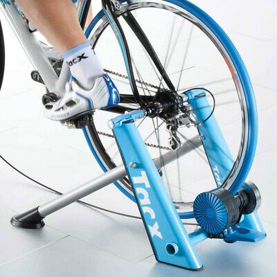 Tacx T2650 Folding Magnetic Turbo Trainer - Blue Matic + Skyliner • 0.99£