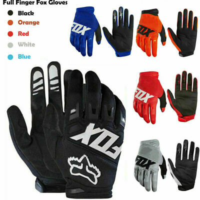 Fox Gloves Racing Dirtpaw Race Gloves Motorcycle Cycling Bicycle MTB Bike Riding • 9.99£