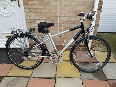 Large EZee Torq Electric Assist Bike Bycycle Excellent Condition, New Battery. • 595£