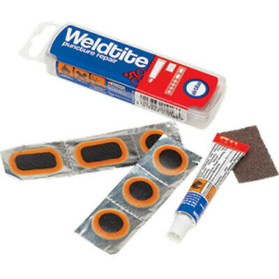 Weldtite Puncture Repair Kit For City Bikes Touring And Road Cycles  • 1.95£