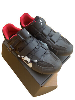 Peloton Cycling Shoes Mens Size 46 Cleats Attached • 34£