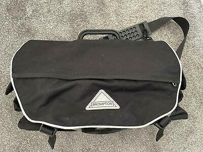 Brompton Touring Bag Mint Condition - With Removable Front Carrier Frame • 10£