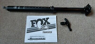 Fox Transfer 150mm Dropper Seatpost With Remote Lever. 30.9mm • 99.99£