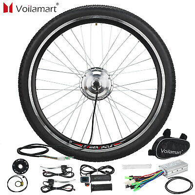 Voilamart 250W 26  Front Wheel Electric Bicycle Conversion Kit Cycling 26  • 149.99£