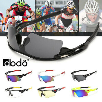 Cycling Biking Driving Running Golf Fishing Men Ladies Outdoor Sports Sunglasses • 7.99£
