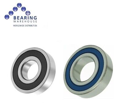 6903/61903 2RS 2DU Sealed Bearings - Chrome, Stainless & Hybrid Ceramic  • 3.50£