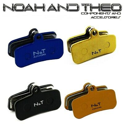 NT-BP018 Disc Brake Pads Compatible With Shimano Saint BR M820 BR M810 • 13.78£
