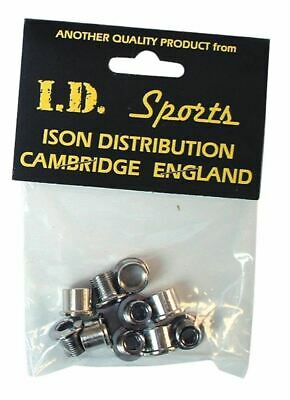 ID Cro-mo Single Chainring Bolts 6.5mm • 5.99£