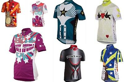 Pearl Izumi Kids Bike Jersey Choice Childs Youth Child's Top Cycling Boys Girls • 14.99£