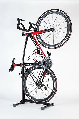 GMB - Freestanding Vertical Bike Stand Bicycle Stand & Storage • 38.99£