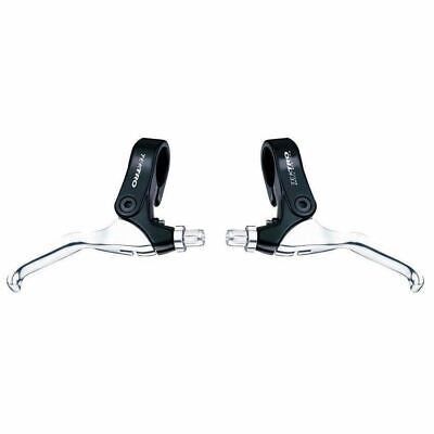 Tektro XL320 Freestyle BMX Brake Levers Black/Silver Pair • 9.99£
