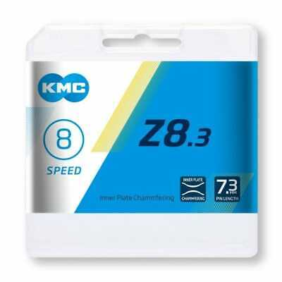 KMC Boxed 18-24 Speed Bike / Cycle Chain 3 /32 With Split Link 5 6 7 8 Speed • 10.99£