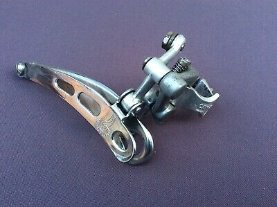 CAMPAGNOLO FRONT DERAILLEUR, Band On For 28.6mm Seat Tube • 10£