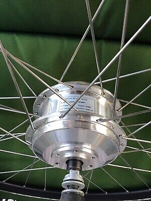 """Electric Front 25"""" Cycle Wheel • 30£"""