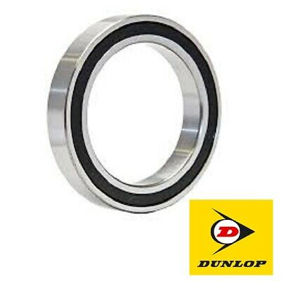 DUNLOP 61806-2RS (6806-2RS) THIN SECTION TOP QUALITY BEARING 30x42x7mm 6806RS • 3.95£