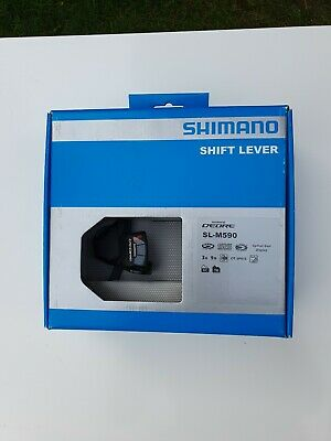 Shimano SL-M590 Shift Lever - 9 Speed - NEW • 4.30£