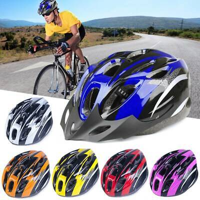 Unisex Adult Cycling Helmet Mountain Bike Safety Helmet Bicycle Outdoor Sport • 7.99£