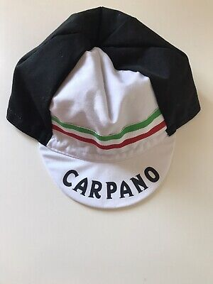 Carpano Cycling Cap, One Size, Made In Italy, New • 3£