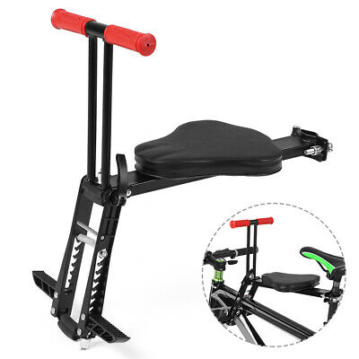 Foldable Safety Stable Baby Child Kid Bicycle Bike Front Seat Chair Carrier U5A5 • 32.99£