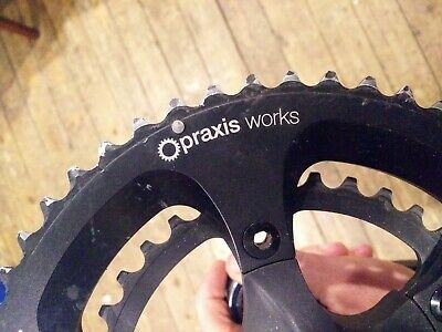 Praxis Works Chainrings 110bcd 52/36 • 16£