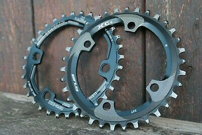 32t & 34t CNC Chainring 96mm BCD M7000 • 25£