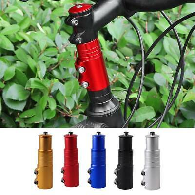 Bicycle Fork  Extender Handlebar Riser Extension Adapter For Mountain Bike@ • 7.59£