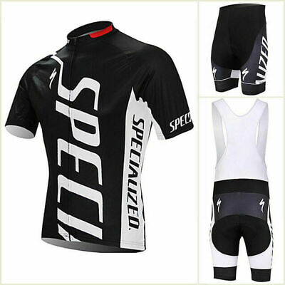 HOT Bicycle Team Cycling Clothing Gel Padded Outdoor Sports Suit Road Bike Sets • 28.92£