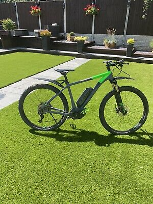 Cube Electric Mountain Bike Reaction 29inch Wheels 21 Inch Frame • 940£
