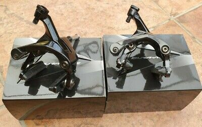 Shimano Dura Ace 9100 Calipers Pair Boxed New Pads • 99£