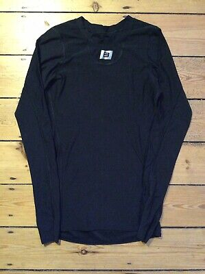 Biehler Cycling Neo Classic Thermal Baselayer Black Medium • 24.99£
