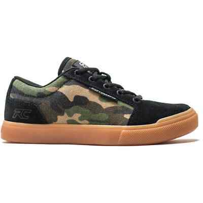 Ride Concepts Vice Youth MTB Shoe - Camo/Black - Size - UK 3 • 64.95£
