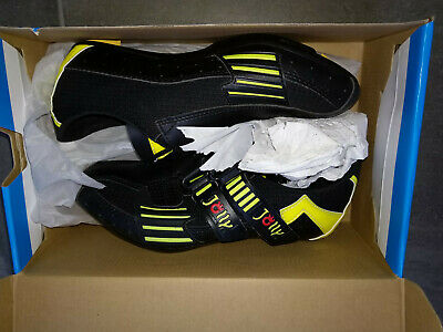 Jolly Retro Italian Cycling Shoes - Size 40 (UK 7) Excellent Condition - Rare! • 2.99£