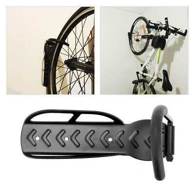 1x Bike Rack Hook Storage Steel Mounted Wall Hanger Hanging Stand Bicycle Holder • 4.99£