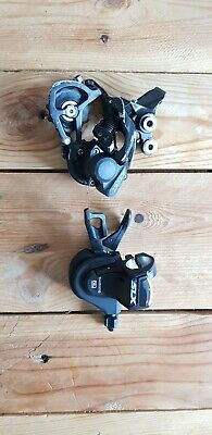 Shimano Zee Derailleur And SLX Shifter - 10spd, Freeride, Downhill Mountain Bike • 0.99£