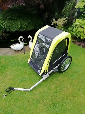 Halfords Kids Bike Trailer NEW BOXED • 50£
