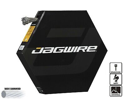Wholesale Jagwire Bike Inner Gear Cycle Bike Cables 1, 5, 10, 20, 50, 100 Cycle  • 3£