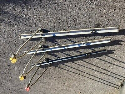 3 X Universal Upright Roof Cycle Rack • 30£