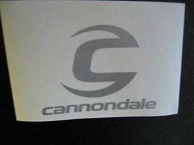 Cannondale Mountain Bike Sticker / Decal • 1.99£