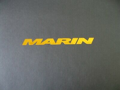 Marin Cycles Sticker/decal, • 1.99£