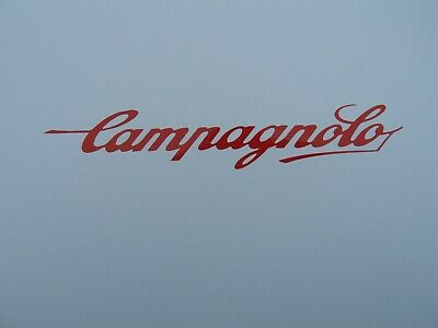 Campagnolo Cycling Sticker / Decal • 1.99£