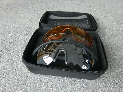 Madison Cycling Glasses Triple Lens Pack • 7.50£