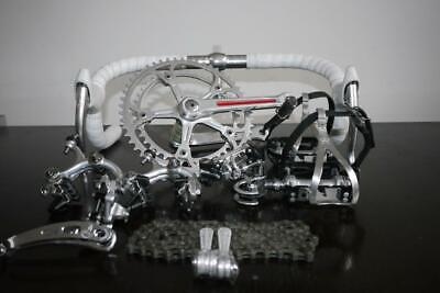 Mint Campagnolo Super Record Groupset 1977 In Very Good Condition. L'eroica. • 999£
