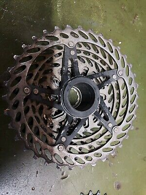 10 Speed SUNRACE Cassette Low Use As Pictured • 20.90£