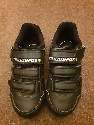 Muddyfox Size 5 Spin Shoes And Cleats • 5£
