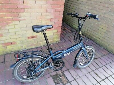 Electric Bike, Folds, Great Condition • 399£