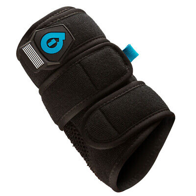 661 Wrist Wrap Left Joint MTB Cycling Support Black Mountain Bike Protection M L • 6.99£