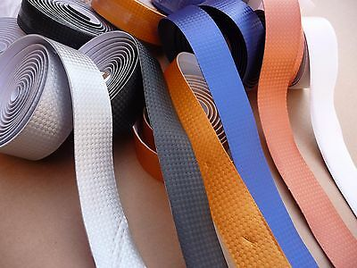 Handlebar Tape Road Bike Drop Bar Foam Soft Grip Bicycle Cycle 2x 2m Roll • 6.99£